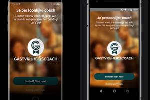 Gastvrijheidscoach lanceert app met 'hippe online training' voor horecapersoneel