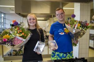 Bokkedoorns Award voor Wessel te Boekhorst en Melissa Buchsscher