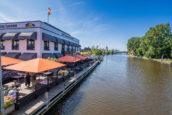 Terras Top 100 2018 nr.87: Van Der Valk Hotel Leiden, Leiden