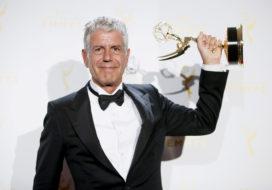 Tv-kok Anthony Bourdain (61) overleden
