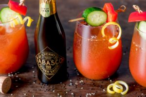Cocktailrecept: Gepeperde Bloody Mary
