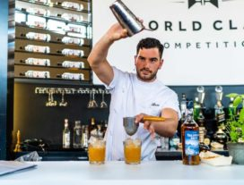 World Class competitie 2018: Ben Lobos is Beste Nederlandse bartender