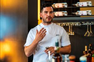 Beste bartender Ben Lobos over experimenteren met left-overs en zijn favoriete cocktails