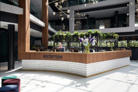 Corendon village hotel plaza receptie 2b 560x374