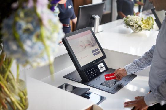 Corendon village hotel plaza self service check in 1 560x373