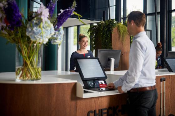 Corendon village hotel plaza self service check in 2 560x373