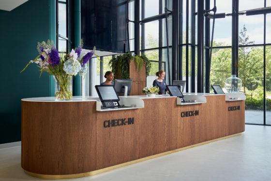 Corendon village hotel plaza self service check in 3b 560x375