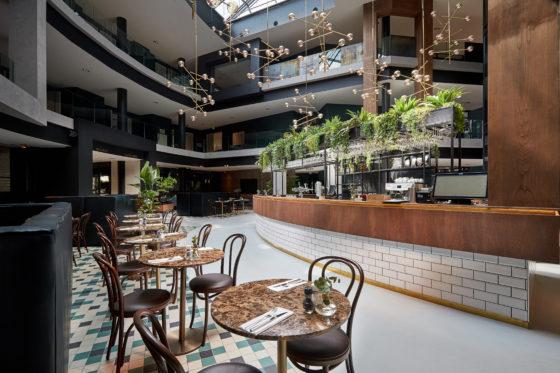 Corendon village hotel village bar a la carte restaurant 1 560x373