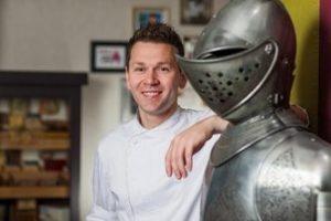 André Tienelt op Folie Culinaire