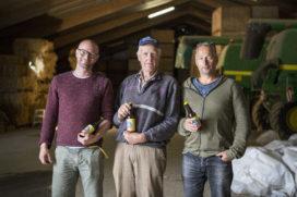 Tien boerderijen transformeren tot pop-uprestaurant