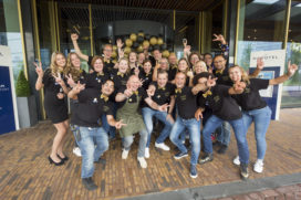 Vindingrijk team Novotel Schiphol wint Dutch Hotel Award 2018