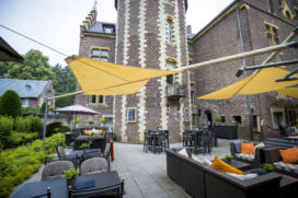 Terras Top 100 2018 nr.2: Kasteel TerWorm, Heerlen