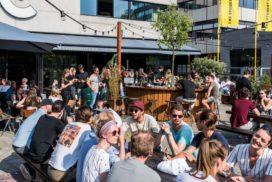 Terras Top 100 2018 nr.42: Restaurant C, Amsterdam
