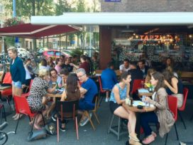 Terras Top 100 2018 nr.71: Tap Zuid, Amsterdam