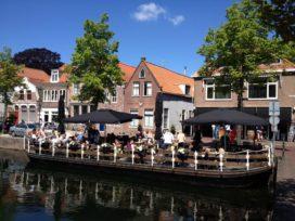 Terras Top 100 2018 nr.73: De Bourgondiër, Hoorn