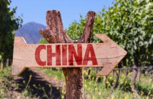 Chinese wijnen