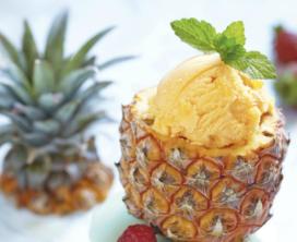 'Gasten willen steeds vaker ijs zonder toevoegingen en laag in calorieën'