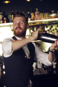 Amsterdam Cocktail Bartender, Martin Eisma, Bluespoon, bartender