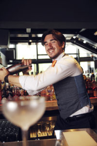Amsterdam Cocktail Bartender