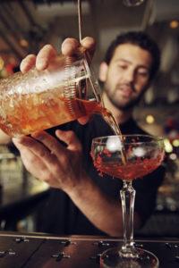 Amsterdam Cocktail Bartender