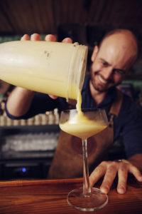 Amsterdam, Cocktail, Andrew Nicholls, Beefsteak club, piña colada
