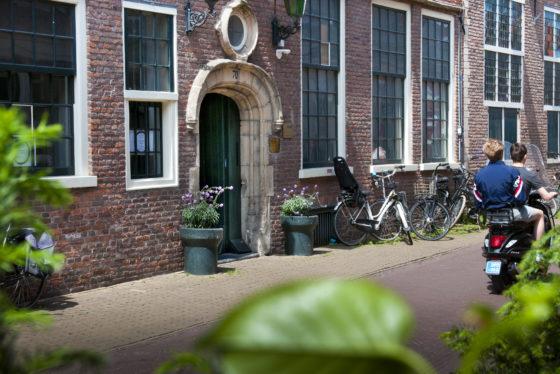 Historisch vestigingspunt van Olivijn in Haarlem.