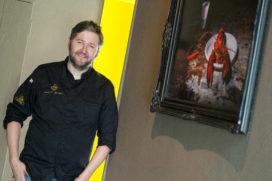 Binnenkijken bij restaurant Olivijn van Menno Post in Haarlem