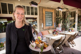 Annemarie Bruines is De Parel van de Terras Top 100 2018