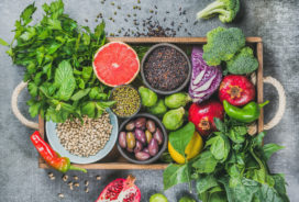 Het veganistisch aanbod van horecagroothandels in kaart