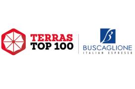 Ranglijst Terras Top 100 2018