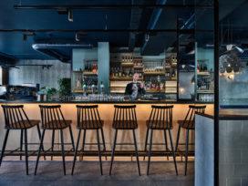 Binnenkijken: interieur The Birdhouse Amsterdam knipoog naar Artis