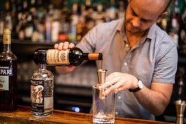 Cocktails van Andrew Nicholls – Negroni