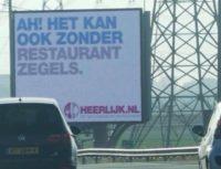 Heerlijk.nl neemt actie AH en Iens op de korrel