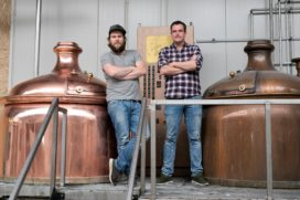 Rock City Brewing opent Brewpub in Amersfoort