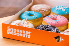 Dunkin' Donuts gaat verder als Dunkin'