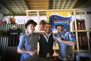 Nederlands Kampioen Biersommelier 2018: Pepijn van der Waa