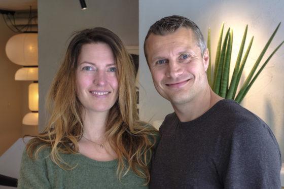 (C) Roel Dijkstra / Joep van der PalRotterdam - Bertmans - Niels Komans en Nelleke Elbert