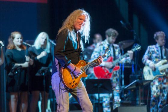 Adje van den Berg, gitarist