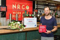 Herman Hell is Meest Markante Horecaondernemer Zuid-Holland-Zuid