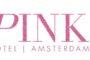 INK hotel wordt Pink Hotel tijdens Gay Pride