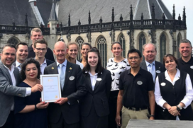 Swissôtel Amsterdam wint World Travel Award