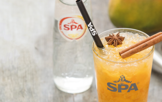 Mocktailrecept: Spa Mango Daikiri