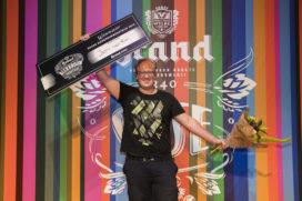 Gose van Jens van Riel wint Brand Bierbrouwwedstrijd