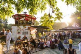Festival TREK en Coca-Cola vieren 3 jaar partnership
