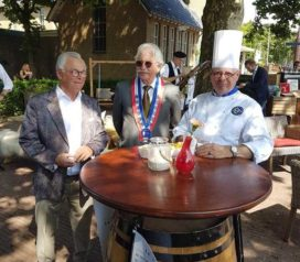 Brasserie Le Monde treedt toe tot Euro-Toques