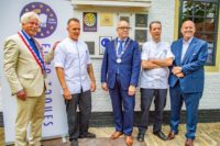 Vernieuwd restaurant Kasteel Van Rhoon aangesloten bij Euro-Toques