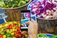 Hutten ontwikkelt zelfscan-app voor bedrijfscatering