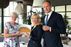 WestCord WTC Hotel Leeuwarden gaat samenwerken met Blooming Bakery