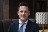 Jeroen Schagen nieuwe f&#038</strong><br>b-manager Hilton Rotterdam
