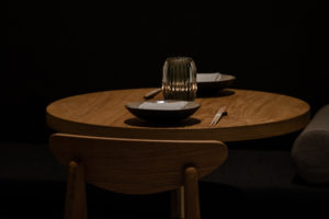 Horecainterieur: Blueness van Sergio Herman in Strandhotel Cadzand-Bad